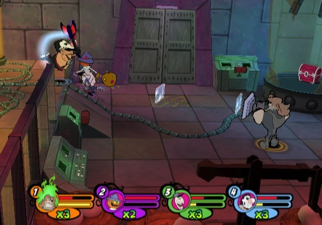 The Grim Adventures of Billy and Mandy Video Game: Billy ...