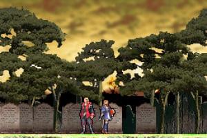 Castlevania: Portrait of Ruin Screenshot