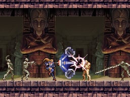 Castlevania: Portrait of Ruin Screenshot
