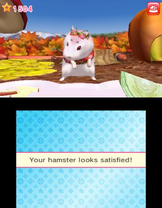 Brilliant Hamsters