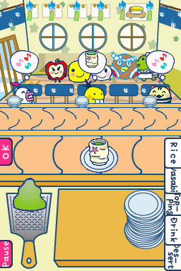Tamagotchi Connection: Corner Shop 2 Screenshot