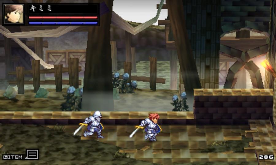 Swords & Darkness Screenshot