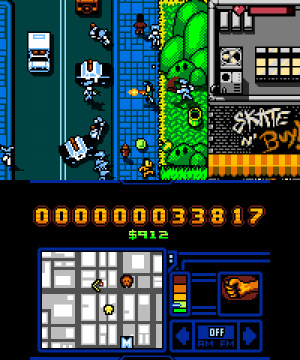 Retro City Rampage: DX Review - Screenshot 1 of 6