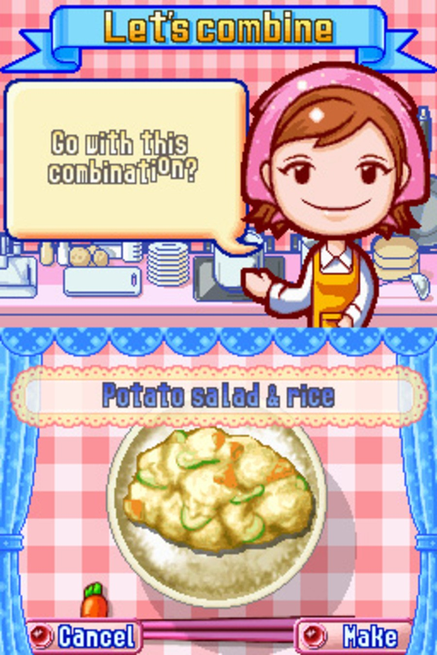 Cooking Mama Screenshot