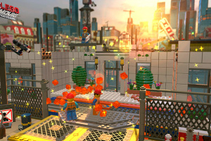 The LEGO Movie Videogame Screenshot
