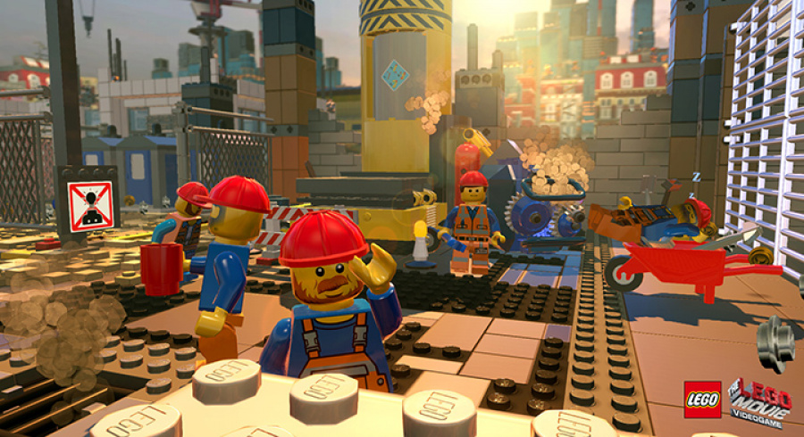 The LEGO Movie Videogame Review - Screenshot 1 of 5