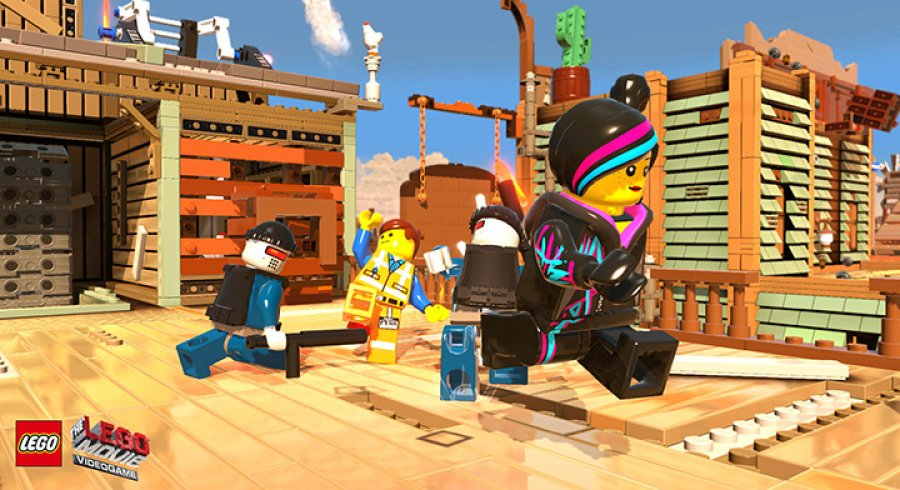 The LEGO Movie Videogame Review - Screenshot 4 of 5