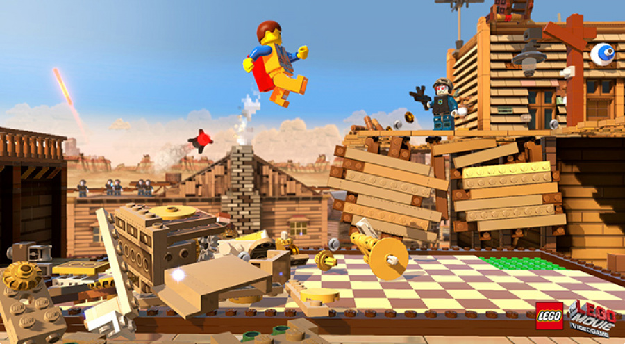 The LEGO Movie Videogame Review - Screenshot 3 of 5