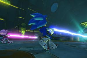 Sonic Boom: Rise of Lyric Screenshot