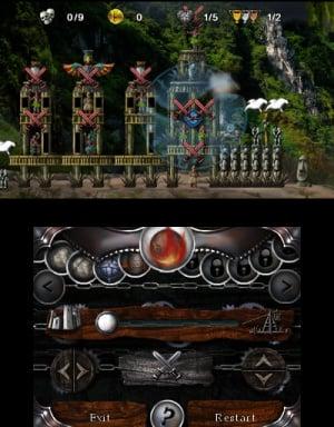Castle Clout 3D Review - Screenshot 3 of 4