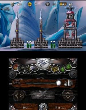 Castle Clout 3D Review - Screenshot 1 of 4