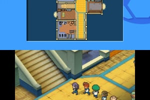 Inazuma Eleven 3: Team Ogre Attacks Screenshot