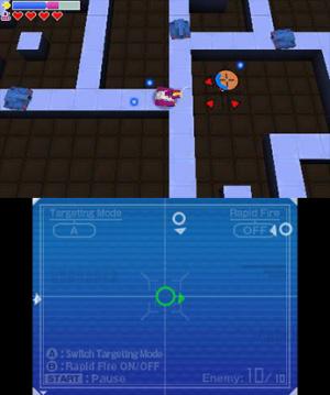 Touch Battle Tank 3D 2 Review - Screenshot 1 of 3