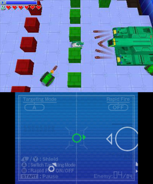 Touch Battle Tank 3D 2 Review - Screenshot 2 of 3