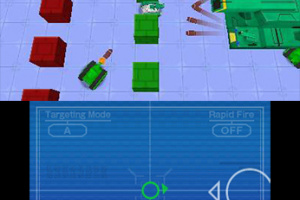 Touch Battle Tank 3D 2 Screenshot