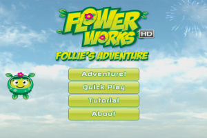 Flowerworks HD: Follie's Adventure Screenshot