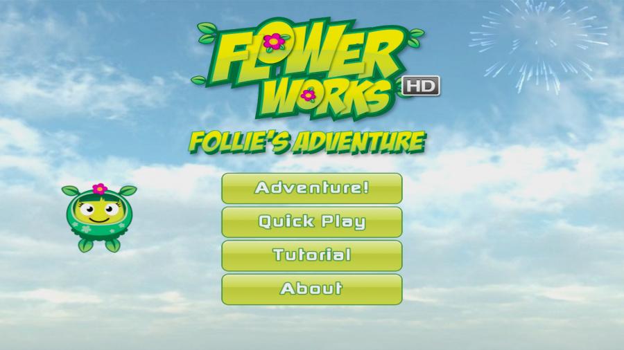 Flowerworks HD: Follie's Adventure Review - Screenshot 3 of 5