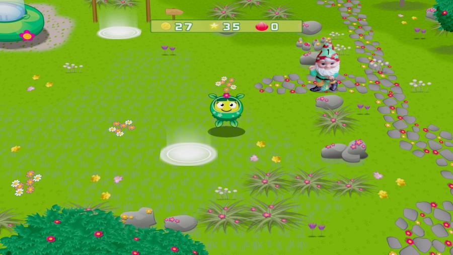 Flowerworks HD: Follie's Adventure Review - Screenshot 2 of 5