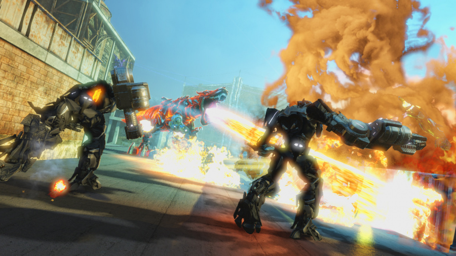Transformers: Rise of the Dark Spark Review - Screenshot 5 of 7