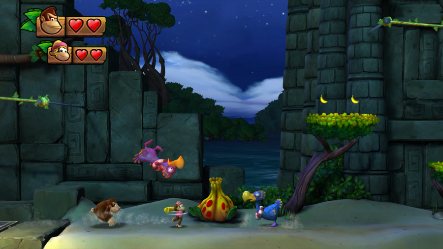 Donkey Kong Country: Tropical Freeze Review - Screenshot 9 of 9