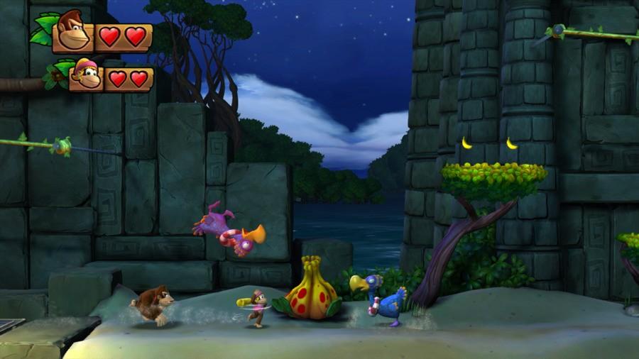 Donkey Kong Country: Tropical Freeze Screenshot