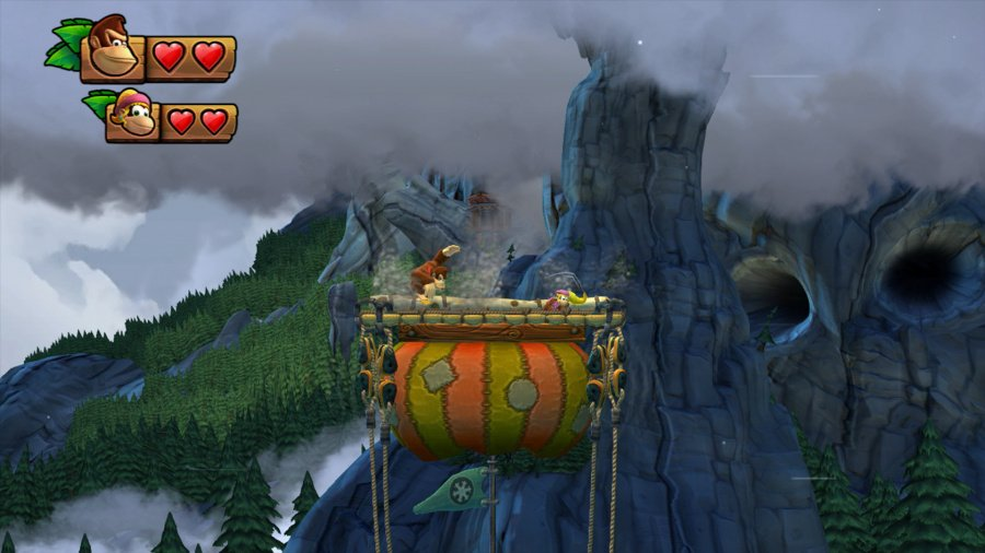 Donkey Kong Country: Tropical Freeze Review - Screenshot 7 of 9