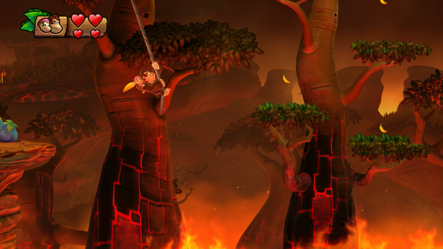 Donkey Kong Country: Tropical Freeze Review - Screenshot 4 of 9