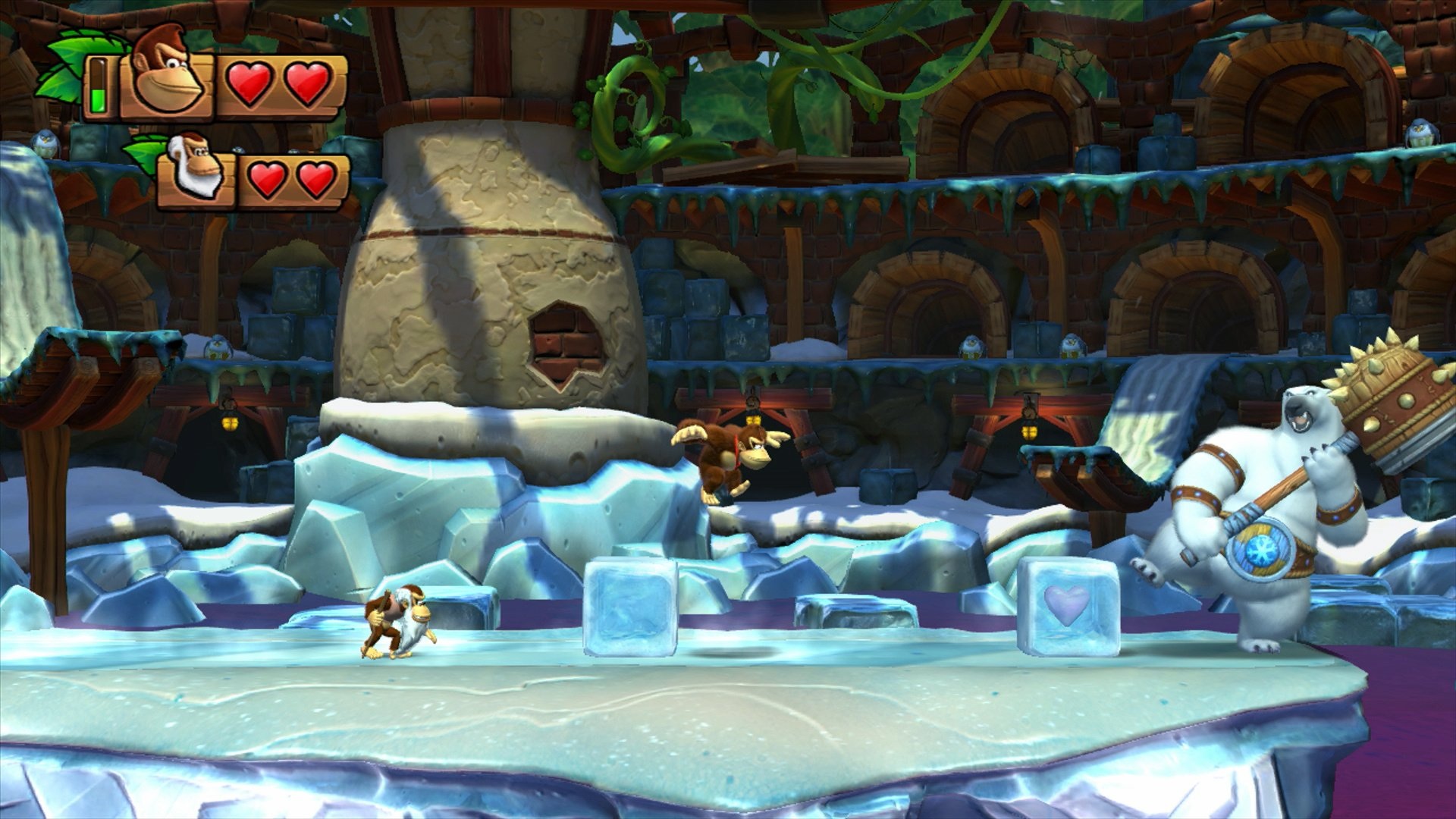Donkey Kong Country Tropical Freeze Wii U News Reviews