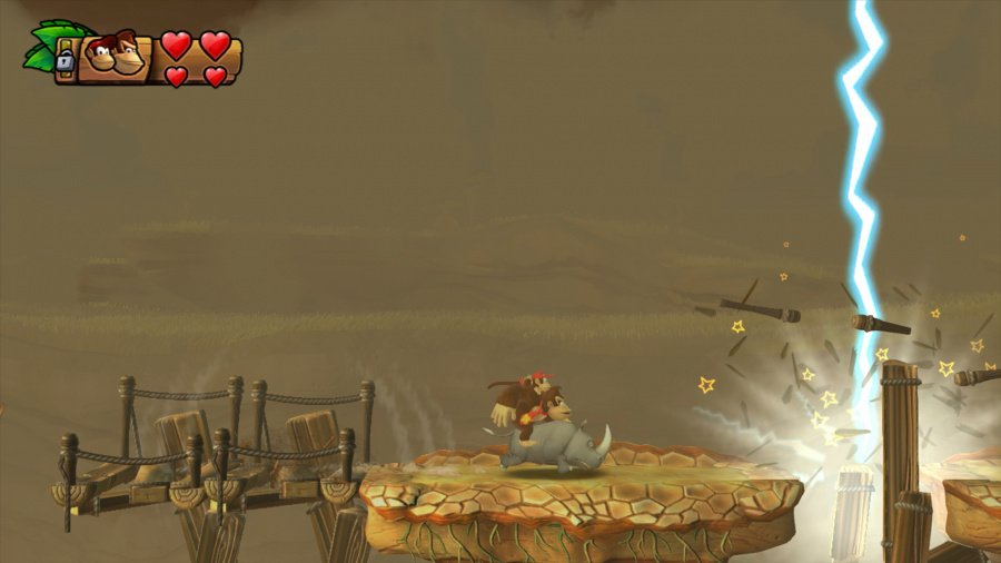 Donkey Kong Country: Tropical Freeze Review - Screenshot 3 of 9