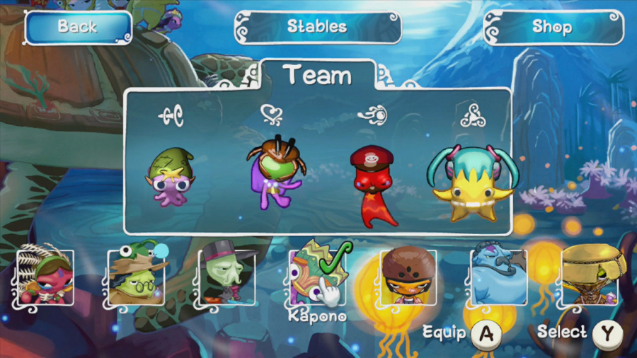Squids Odyssey Review - Screenshot 1 of 3