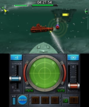 Steel Diver: Sub Wars Review - Screenshot 3 of 4