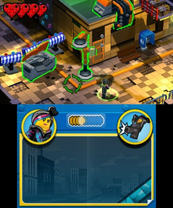 The Lego Movie Videogame Review 3ds Nintendo Life