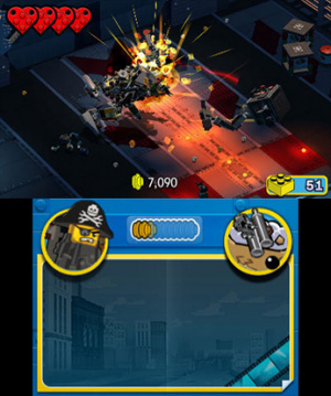 The LEGO Movie Videogame Review - Screenshot 3 of 4