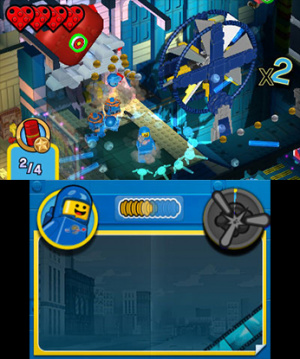 The LEGO Movie Videogame Review - Screenshot 2 of 4