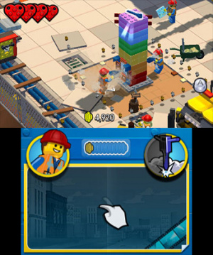 The LEGO Movie Videogame Review - Screenshot 4 of 4