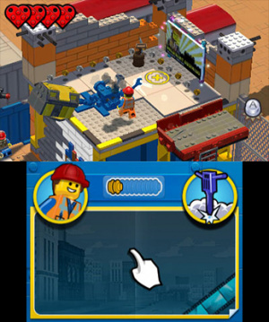 The LEGO Movie Videogame Review - Screenshot 1 of 4