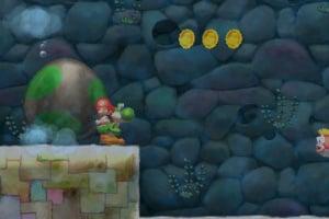 Yoshi's New Island Screenshot