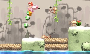 Yoshi's New Island Review - Screenshot 1 of 7