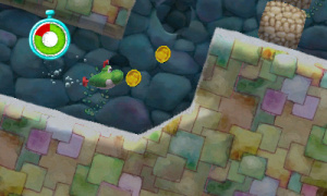 Yoshi's New Island Review - Screenshot 2 of 7