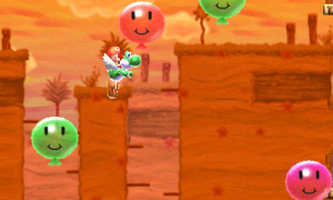 Yoshi's New Island Review - Screenshot 3 of 7
