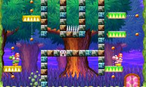 Yoshi's New Island Review - Screenshot 2 of 7