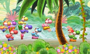 Yoshi's New Island Review - Screenshot 5 of 7