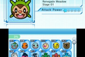 Pokémon Link: Battle! Screenshot