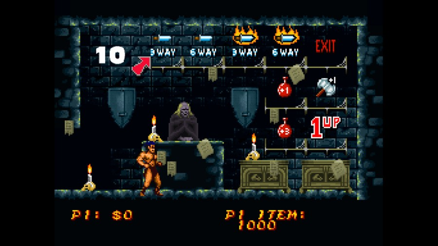 Insanity's Blade Screenshot