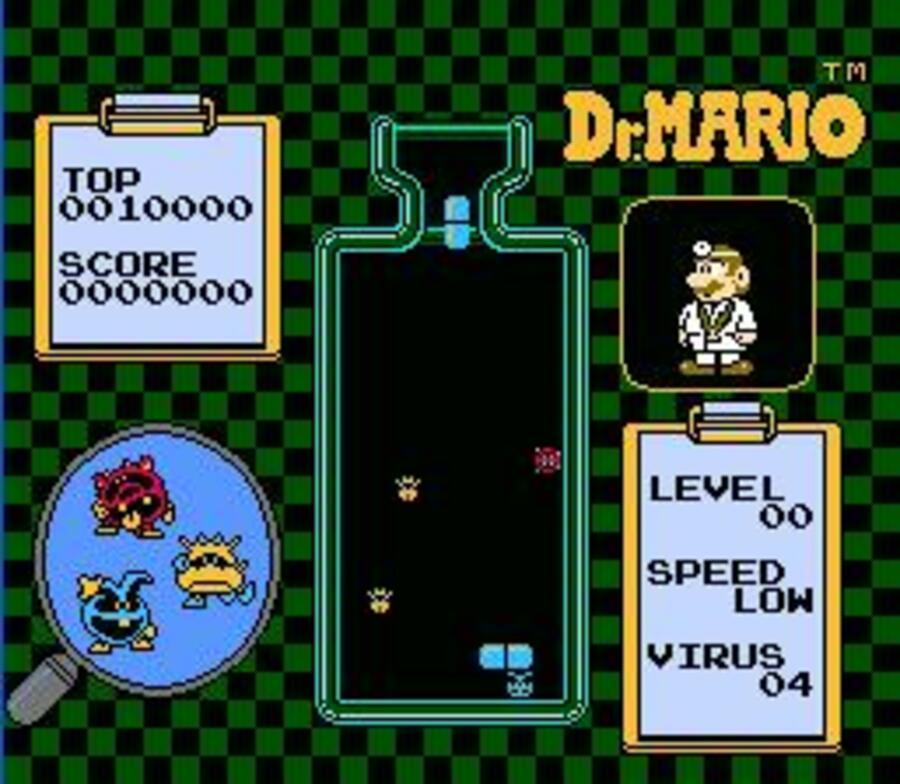 Dr. Mario Screenshot