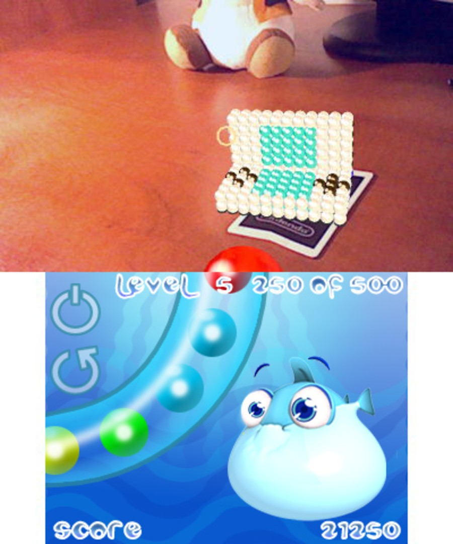 Bubble Pop World Screenshot