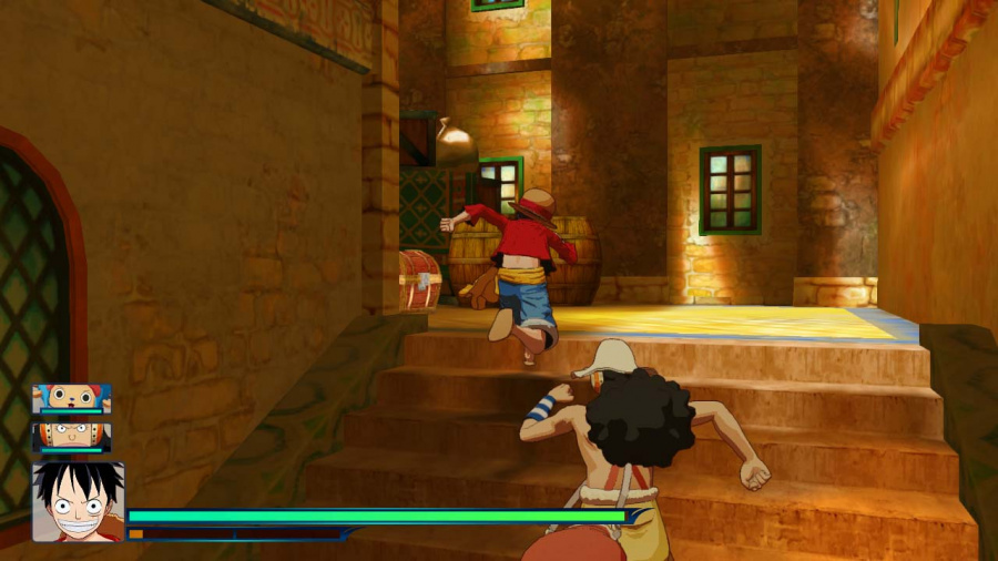 One Piece Unlimited World Red Review - Screenshot 5 of 5