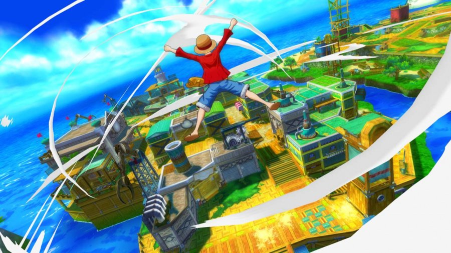 One Piece Unlimited World Red Review - Screenshot 1 of 5