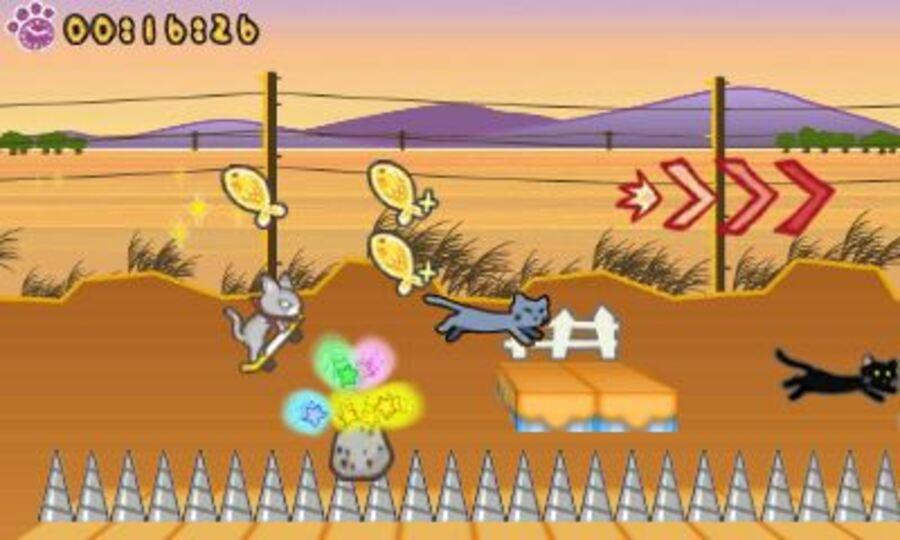 Skater Cat Screenshot