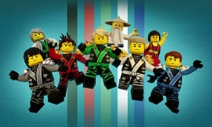 LEGO Ninjago: Nindroids Review - Screenshot 2 of 4